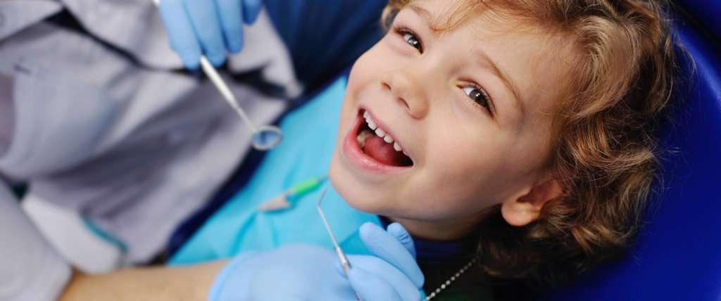 odontoiatria per bimbi